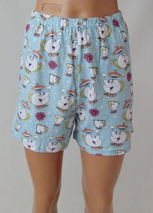 Пижамные шорты  пижама  9-10 л, 11-12 л, 14-15 лет 166 см primark