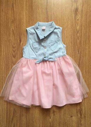 Красивое платье lc waikiki