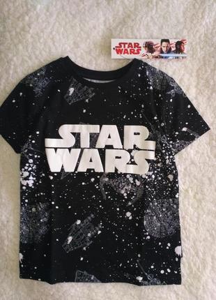 Крутая футболка с серии звёздные войны фирмы примарк