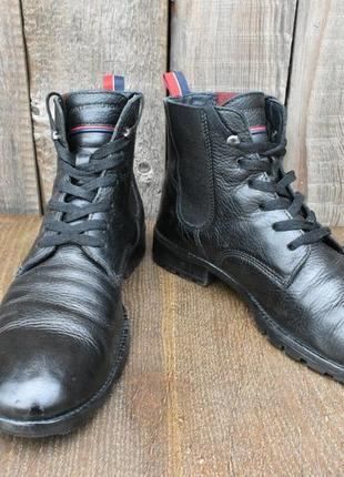 Мужские ботинки Tommy Hilfiger 2019 - купить недорого мужские вещи в ... 0827828ebdba2