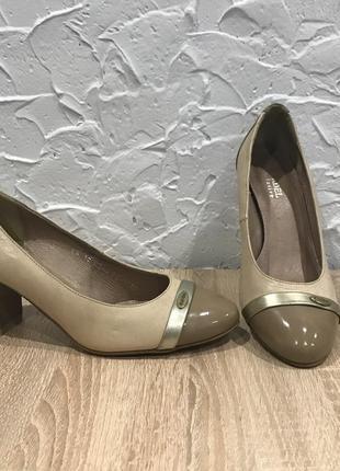 Распродажа туфли кожа