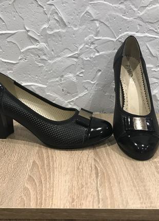 Распродажа туфли польша кожа