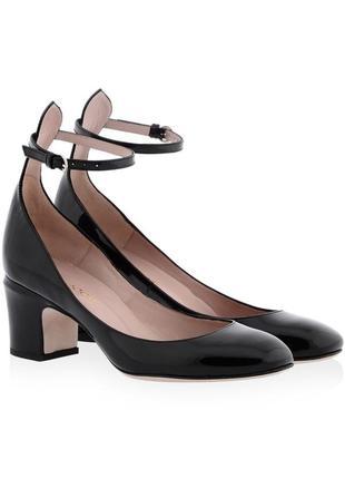 Модные кожаные туфли nursace, 36р.