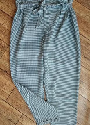 Летние брюки с поясом от primark