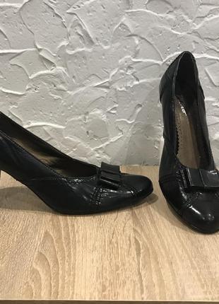 Распродажа кожа туфли