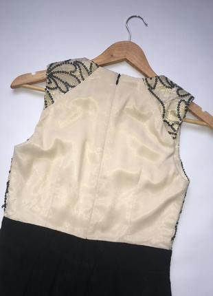Нарядное платье с пайетками2