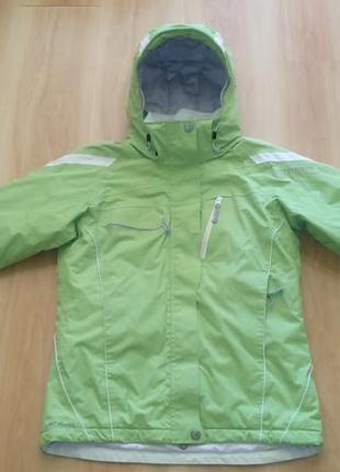 Куртка горнолыжная columbia titanium