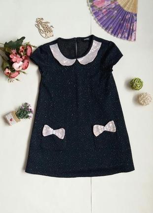 Крутое платье на 4-5 лет