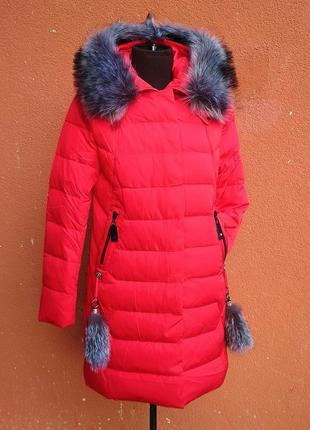 Зимове пальто 56 розміру 800 грн