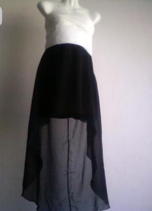 Платье интересного пошива  s,м,l