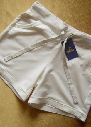 Хлопковые шортики для отдыха и сна tchibo, германия - разные размеры3