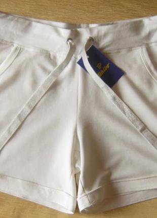 Хлопковые шортики для отдыха и сна tchibo, германия - разные размеры4