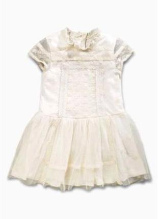 Нарядное платье next 4-5
