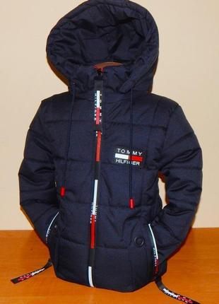 Деми куртка томми