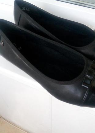 Туфли clarks,натуральная кожа