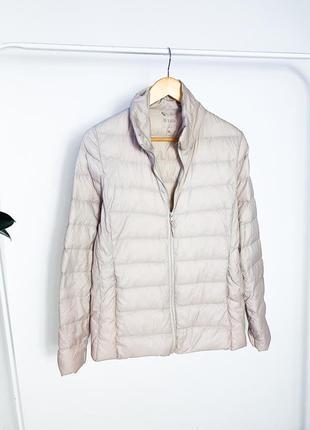 Весняна пухова куртка