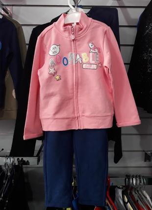 Обворожительный костюм для девочки 2-2.5 года