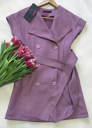 Шикарное платье / пиджак /жилетка на запах