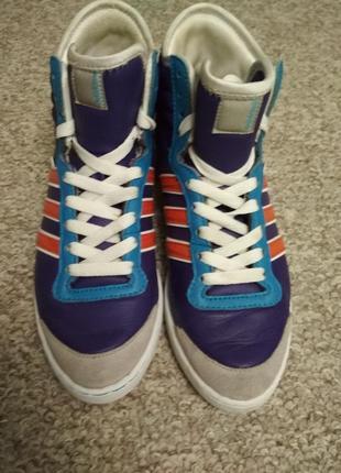 Кроссовки - ботинки adidas!
