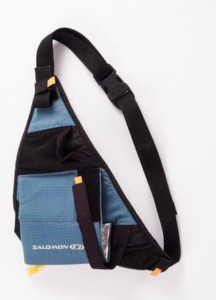 Поясная сумка бананка сумба для бега /походов salomon