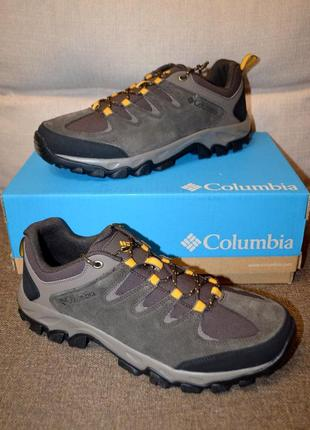 Кожаные ботинки columbia buxton