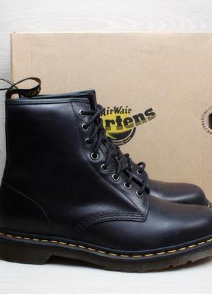Кожаные мужские ботинки dr.martens 1460 оригинал, размер 43
