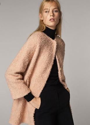 Пальто, massimo dutti