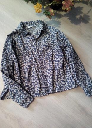 Брендовая рубашка 👔 бойфренд taifun2
