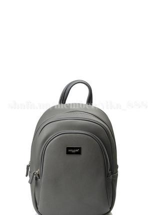 Рюкзак в городском стиле david jones 3933 серый