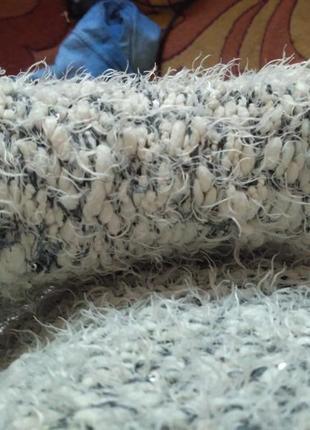 Свитер травка мягкий с пайетками vero moda4 фото