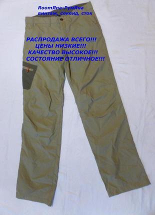 Полу спортивные брюки штаны карго плащевка джоггеры crane techtex