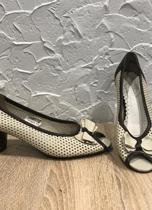 Кожа туфли польша распродажа