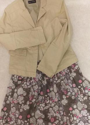 Легкая летняя юбка от marc o'polo, 36 р.