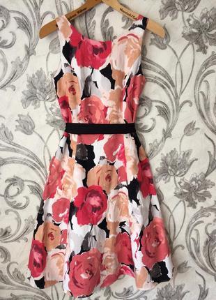 Роскошное платье на выпускной дорого бренда kaliko. англия