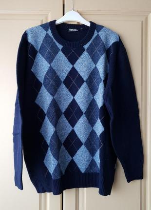 Качественный, тёплый свитер
