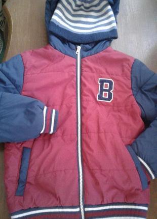 Демисесонная курточка моего ребёнка