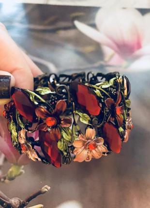 Стильный красивый браслет 💐