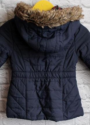 Демисезонная курточка f&f на 3-4 года рост 104 см2