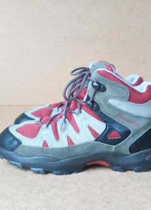 Ботинки landrover демисезонные треккинговые2 фото