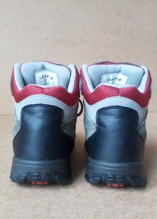 Ботинки landrover демисезонные треккинговые4 фото