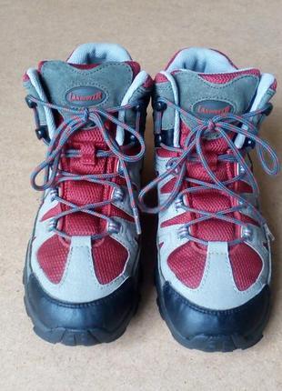 Ботинки landrover демисезонные треккинговые7 фото