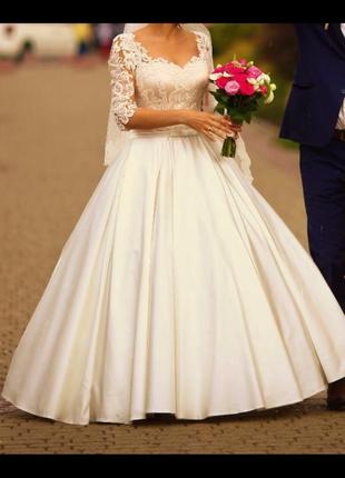 Ексклюзивна весільна сукня тм monika loretti