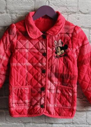 Демисезонная курточка george на 4-5 лет рост 104-110 см