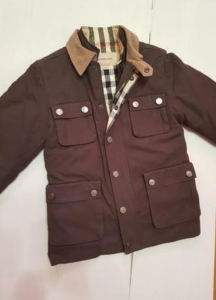 Крутейшая куртка 2 в 1 , оригинал на 8 лет