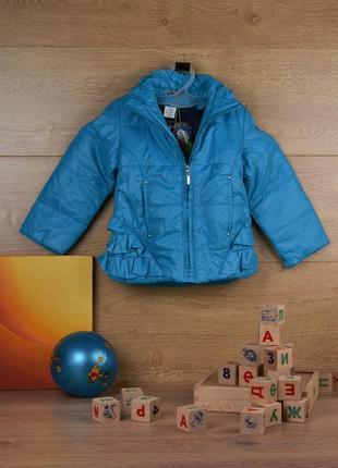 Демисезонная курточка для девочки - р.92, 98, 104