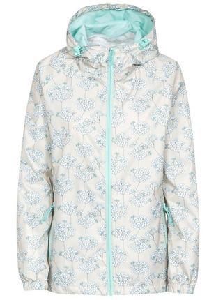 Классная куртка дождевик от trespass 12р