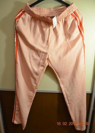 Новые брюки stradivarius
