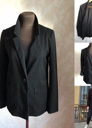 Пиджак н&м в идеале прямого кроя