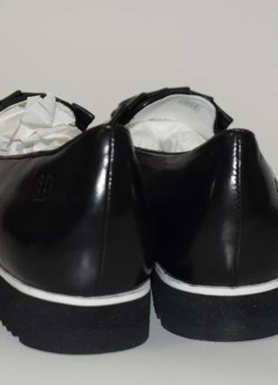 Кожаные туфли gerry weber3 фото