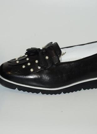 Кожаные туфли gerry weber7 фото